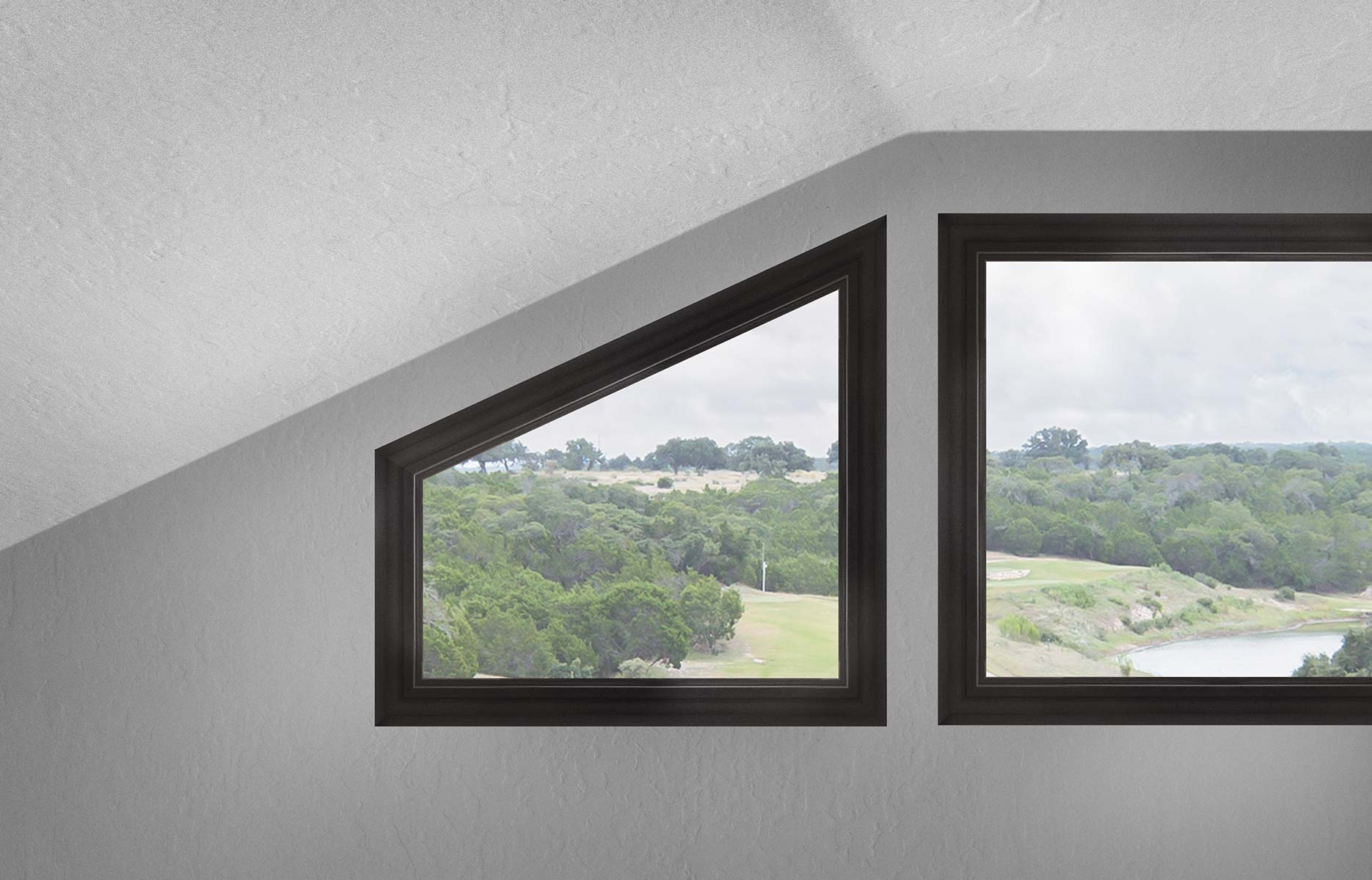 Trapezoid Casement Window Now Available