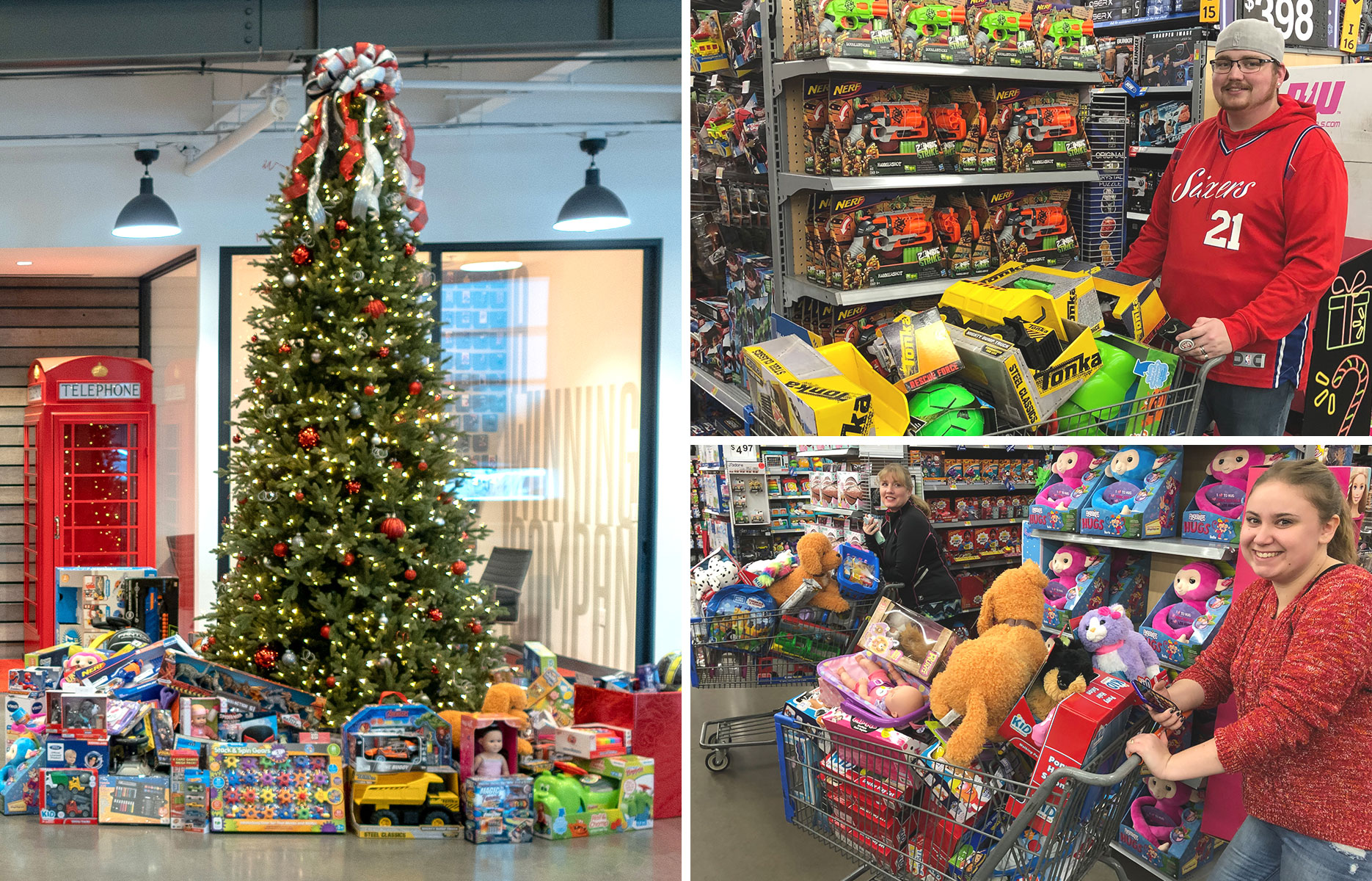 WWS Ninth Annual Toy Drive Biggest Yet