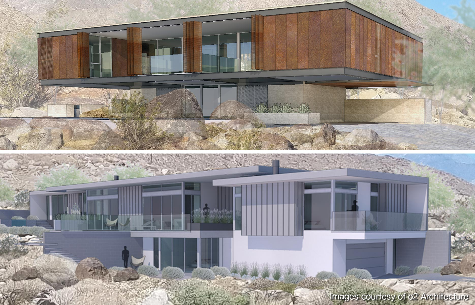 Western Window Systems Products to Appear in Two Homes Featured During Palm Springs' Modernism Week
