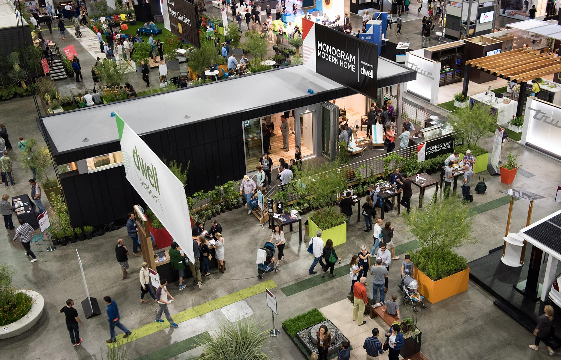 Visit Us at Dwell Outdoor at Dwell on Design LA 2016