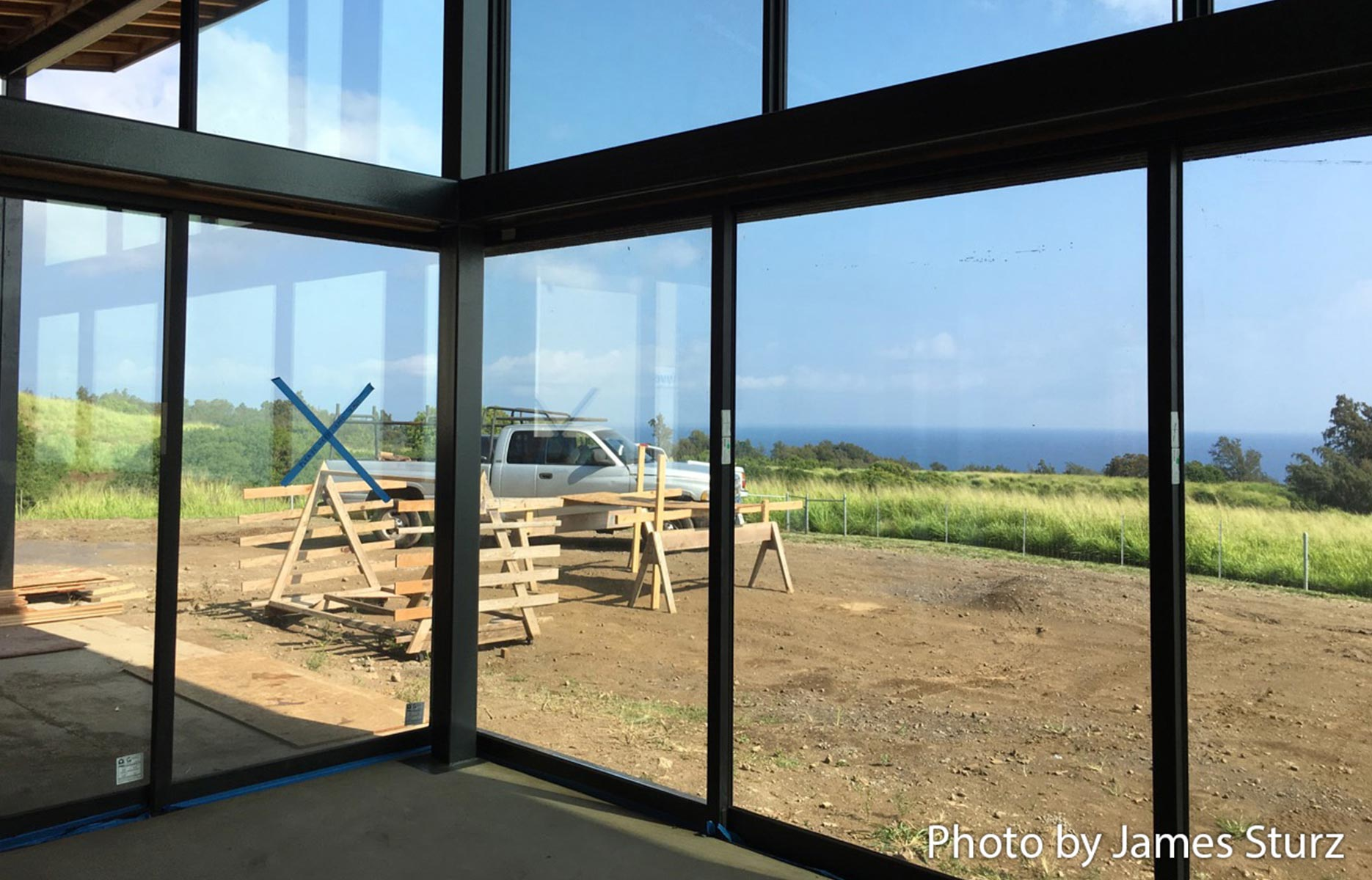 Hawaiian Dream Home Update Western Window Systems Doors And Windows Installed On Author S Custom Project Western Window Systems