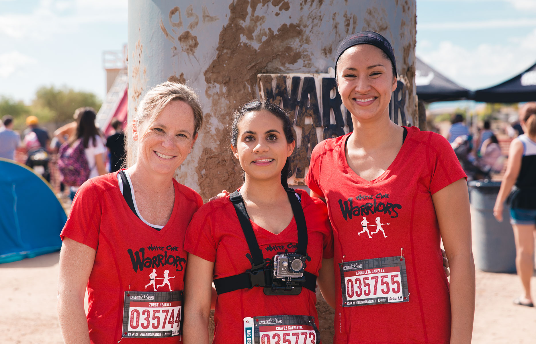 Western Window Systems Partners with Foundation for Blind Children in Warrior Dash Challenge