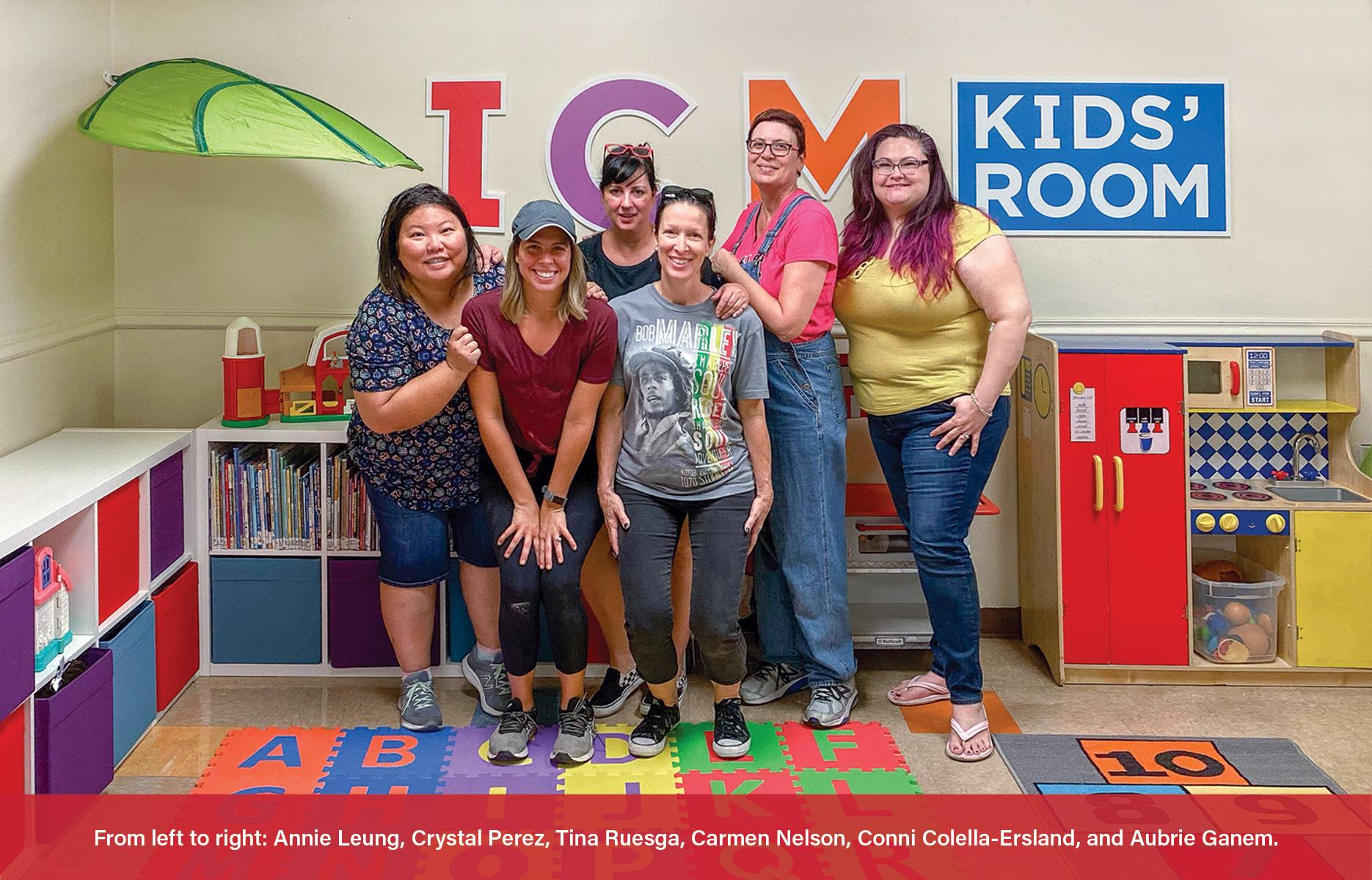 Kids' Room Gets a New Look from WWS Team