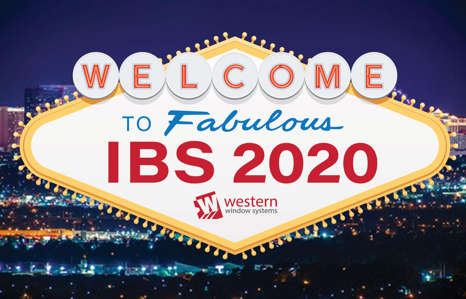 Here's a Sneak Peek at Where We'll Be at the 2020 International Builders' Show in Vegas