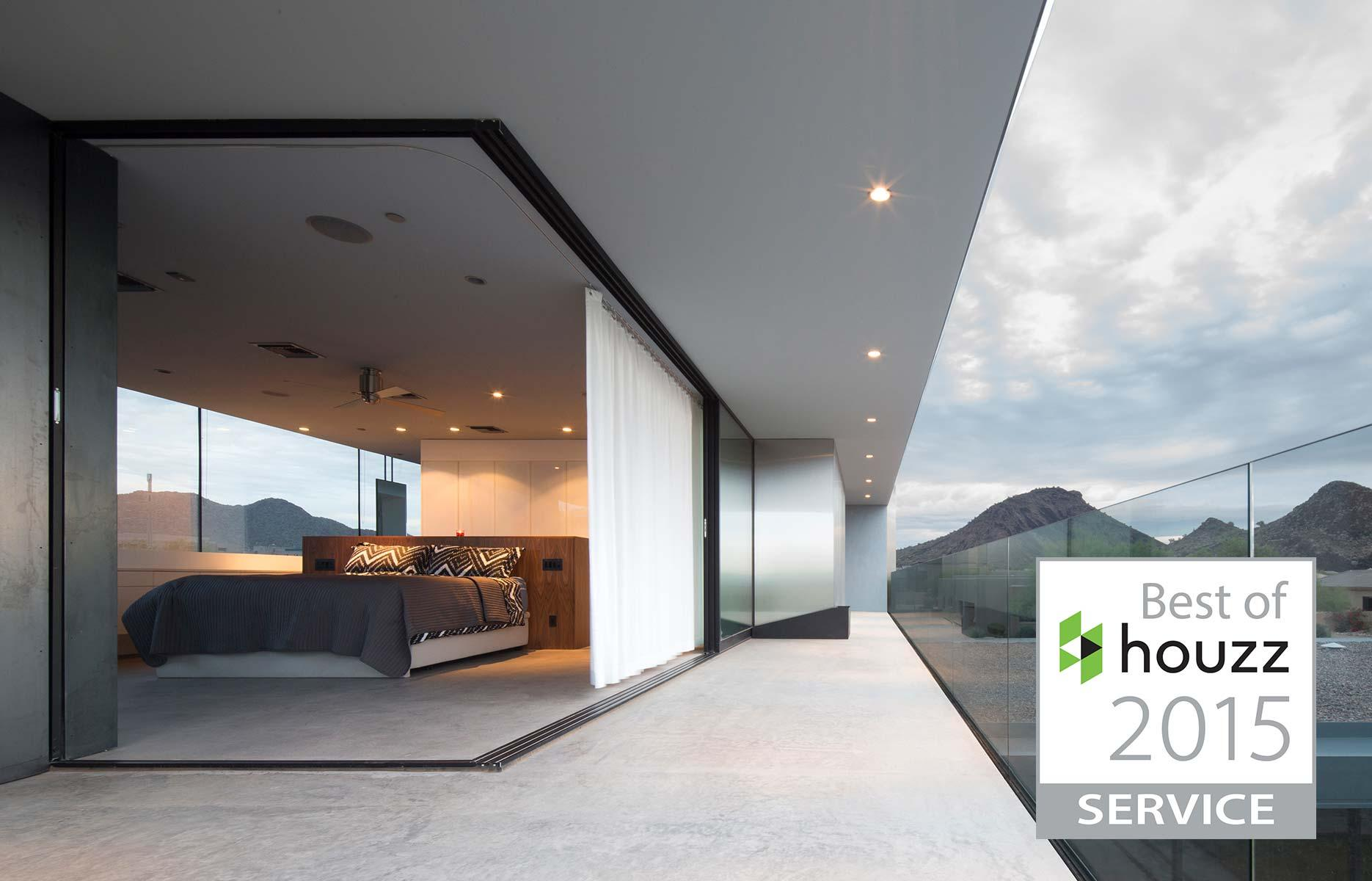 "Western Window Systems Receives ""Best of Houzz"" Award in Customer Satisfaction for Second Consecutive Year"