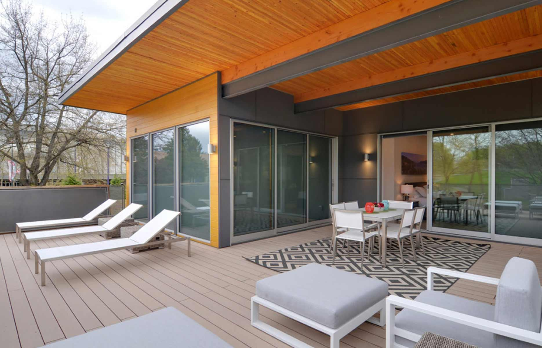 Western Window Systems Products Showcased in 2015 PNE Prize Home
